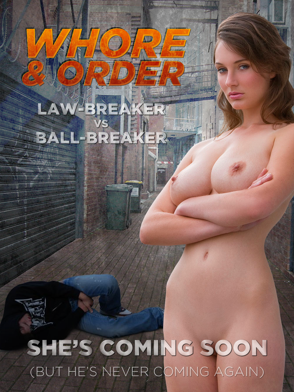 Teaser For My Story Whore And Order